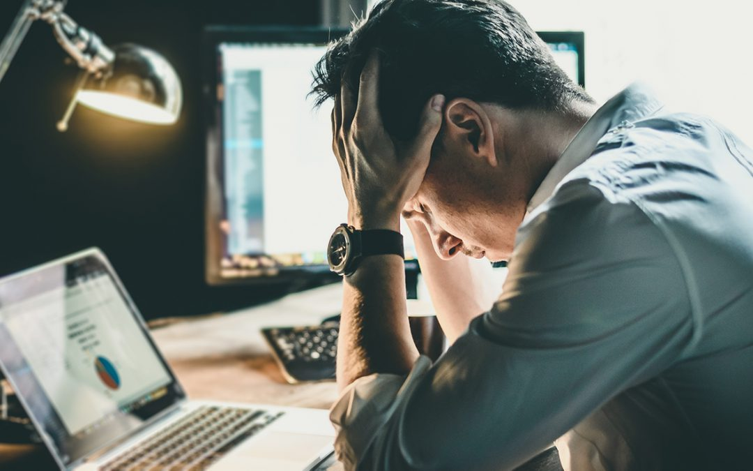 Financial stress affects your workplace more than you may think